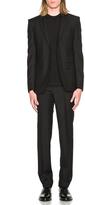 Givenchy Half Canvas Notch Lapel Suit