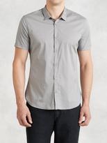 John Varvatos Cotton Short Sleeve Shirt