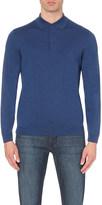 HUGO BOSS Regular-fit knitted polo shirt