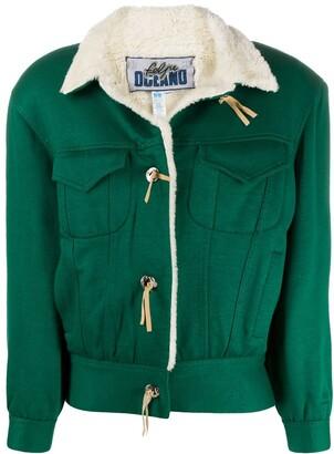 A.N.G.E.L.O. Vintage Cult 1980s Cutaway Collar Jacket