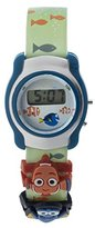 Disney Girl's Japanese Automatic Plastic Casual WatchMulti Color (Model: FDKD16001)