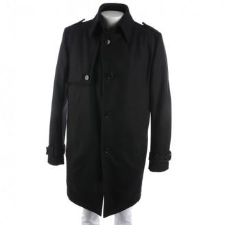 Drykorn Black Wool Jacket for Women