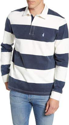 johnnie-O Retro Classic Stripe Rugby Shirt