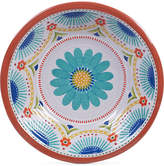 Certified International Vera Cruz Melamine Large Serving Bowl