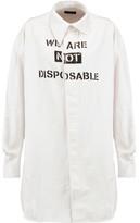 Vivienne Westwood Lottie Printed Denim Shirt