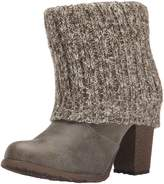 Muk Luks Women's Chris Brown Marl Winter Boot