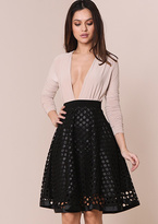 Midi Skater Skirt - ShopStyle UK