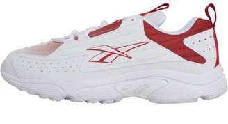 Reebok Classics DMX Series 2K Shoes White/Power Red/White
