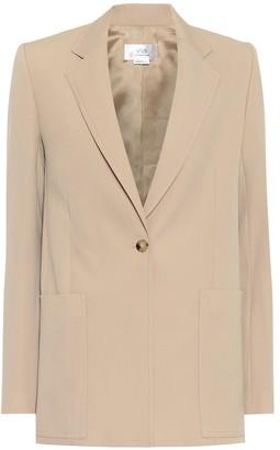 Victoria Victoria Beckham Oversized wool-blend blazer