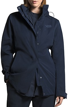 The North Face Westoak Waterproof Hooded City Coat