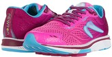 Newton Running Motion 9 (Pink/Aqua) Women's Running Shoes
