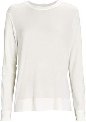 Helmut Lang Sync Twisted Long Sleeve T-Shirt