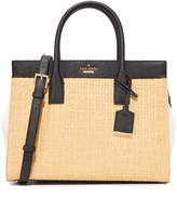 Kate Spade Straw Candace Satchel