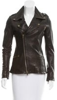McQ by Alexander McQueen Leather Moto Jacket