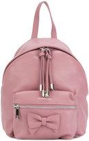 MonnaLisa bow detail backpack