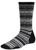 Smartwool Women's Ethno Graphic Striped Crew Socks