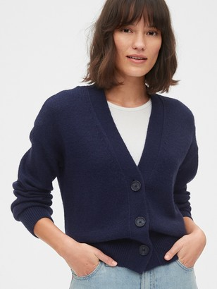 Gap Balloon Sleeve Cardigan