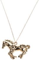 Gemma Lister horse necklace