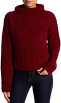 Lucy Paris Carolina Turtleneck Knit Sweater