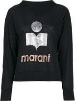 Etoile Isabel Marant Kilsen Linen Sweatshirt