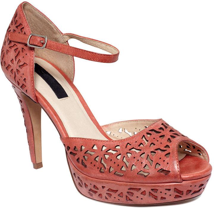 Bronx Sea Side Platform Sandals