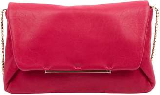 Lanvin Pink Leather Clutch bags