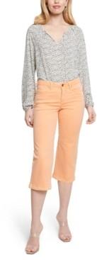 NYDJ Wide-Leg Tummy-Control Jeans