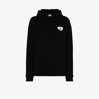 Givenchy Paris graphic cotton hoodie