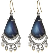 Alexis Bittar Crystal Lace Chandelier Earrings Earring