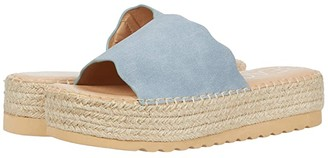 Matisse Palm (Blue Fabric) Women's Shoes