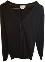 Anne Valerie Hash Black Wool Knitwear for Women