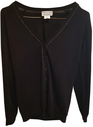 Anne Valerie Hash Black Wool Knitwear