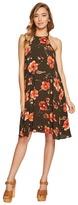 Brigitte Bailey Carey High Neck Spaghetti Strap Dress Women's Dress