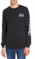 Men's The Rail Truth Tiger Graphic Long Sleeve T-Shirt
