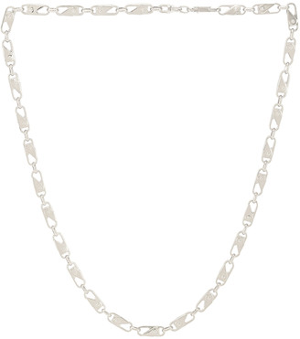 Ambush Sling Snap Necklace in Silver | FWRD