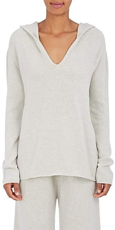 Barneys New York Women's Hooded Cashmere Sweater
