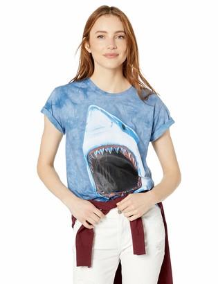 The Mountain Shark Bite Adult Woman's T-Shirt