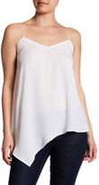 Laundry by Shelli Segal Asymmetrical Solid Tank