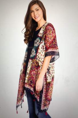 Paparazzi Colorful Kimono