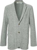 Robert Geller plain blazer - men - Cotton/Acrylic/Polyester - 50