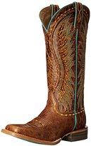 Ariat Women's Vaquera Western Cowboy Boot