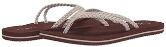 Flojos Tilda (Ivory) Women's Sandals