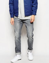 Esprit Washed Grey Jeans In Skinny Fit - Grey