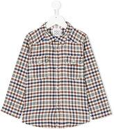 Douuod Kids checked shirt