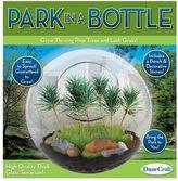 Dunecraft Park in a Bottle Glass Terrarium