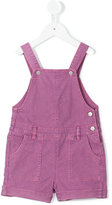 Knot - Chambray romper - kids - Cotton/Spandex/Elastane - 3 yrs