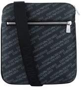 Giorgio Armani Logo Print Cross Body Bag
