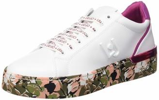 Liu Jo Women's Silvia 01-Sneaker Low-Top