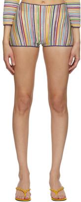 Missoni Multicolor Striped Shorts