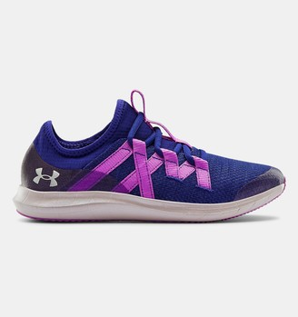 Under Armour Girls' Grade School UA Infinity 3 Frosty Running Shoes